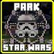 Map Star Wars FNAF Park MCPE by SimpleDrawingStudio