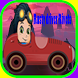Rusty driver Rivets adventure by Kjell Gunnar Lund