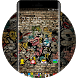 Street Graffiti Skull Theme Free Zombie Wallpaper by Mobo Theme Apps Team