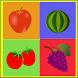 Fruit Quiz Game - For Kids by ERSTUDIO