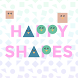 Happy shapes by eugenioclrc
