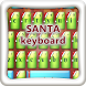 Santa Theme by Color Keyboards