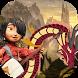 Kubo Dragon Samurai by limamos