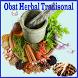 Resep Obat Herbal Tradisional by singdroid