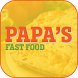 Papas Fast Food by Touch2Success