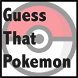 Guess That Pokemon Game by WSCDFD