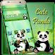 Cute Panda by Hot Launcher