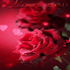 Red Butterfly Rose LWP by Daksh Apps