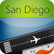 San Diego Airport + Radar SAN by Webport.com