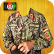 Afghan Army photo suit frame 2017-uniform maker by VivaExplorer