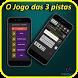Jogo das 3 Pistas by Mobjog