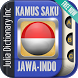 Kamus Saku Jawa Indonesia by Julia Dictionary Inc