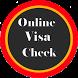 Online visa checking Software 100 % Result by Apps BD