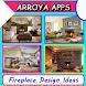Fireplace Design Ideas by Arroya Apps