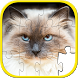 Cat Jigsaw Puzzles for Kids by adanan