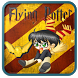 Flying Broom of Harry Potter by Carlos Andres Estupiñan