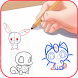 learn how to draw chibi poke by BBOX APPS
