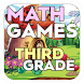 Third Grade Math Game FREE by Alron Apps