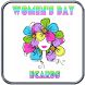 Womens Day eCard by Queen Gold