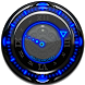 B G Analog Clock Widget by saintberlin1