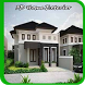 3D Home Exterior Design ideas by IshkafelApps