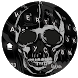 Dark Hell Skull Keyboard Theme