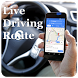 Driving Route Navigation - Places Finder