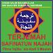 Terjemah Safinatun Najah by deni sahrudin