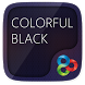 Colorful Black II GO Theme by Freedom Design