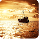 Gold Sunset Live Wallpaper by CherryByt