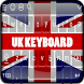 UK KEYBOARD THEME by XMEN