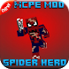 Mod Spider Hero for MCPE by Max apps studio