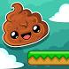 Happy Poo Jump by Retro Dreamer