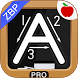 123s ABCs Kids Handwriting PRO by TeachersParadise: Learning games for kids & adults