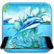Dolphin Aquarium Theme by Cool Theme Love