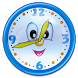 Analog Clock For Kids by Live Wallpapers Gallery