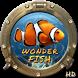 Wonder Fish Free Games HD by ZAUSAN Innovación Tecnológica
