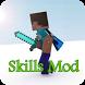 Free Skills Mod PE by Four Mod PE