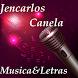 Jencarlos Canela Musica&Letras by MutuDeveloper