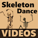 Skeleton Dancing VIDEO 3DDance by Amita Pandya87