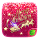 Merry Christmas Keyboard Theme by ZT Theme