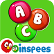 Wordz Club Alphabets by Inspees Kids Games - Educational and Learning Apps