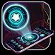 Luminous star Cluster Arch Theme 2D