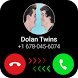 Call from Dolan Twins - Prank