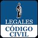 Legales Código Civil by eydisele eirl