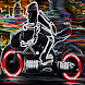 Laser Cycle Racer Metro Maze by Androidputing Inc.