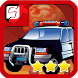 Super Police Car Planet Chase by Fairtech Game Developer
