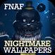 Freddy's 4 Nightmare Wallpaper by Shark Shake