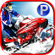 Snowmobile Racing Simulator Parking Games 2017 by Zojira Studio Games