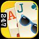 Summer Blackjack by 24/7 Games llc